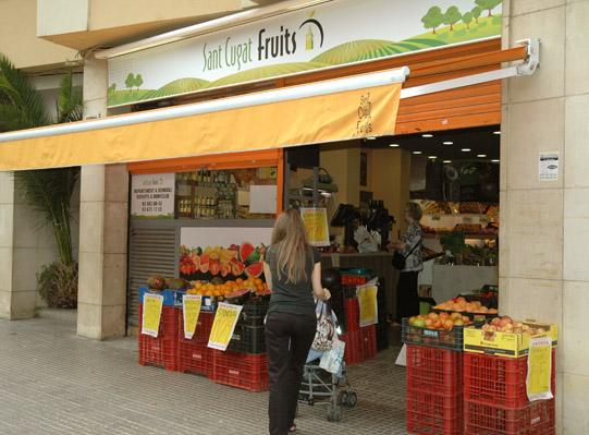 SANT CUGAT FRUITS CERCA DE TI